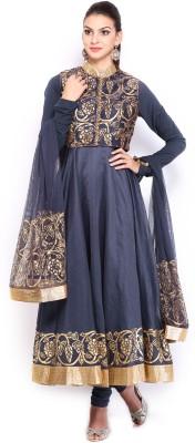 Tech Cotton Linen Blend Solid Salwar Suit Dupatta Material