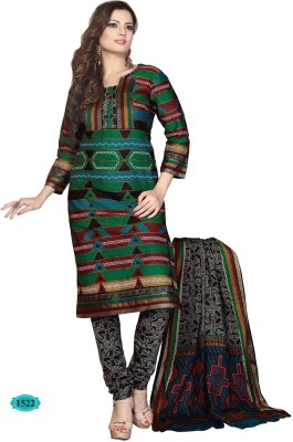 Hetdip Cotton Printed Salwar Suit Dupatta Material