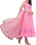 Harikrishna Fashion Brasso Embroidered S...