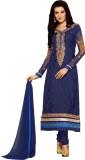 Z Hot Fashion Brasso Embroidered Salwar ...