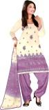 Payal Cotton Embroidered Salwar Suit Dup...