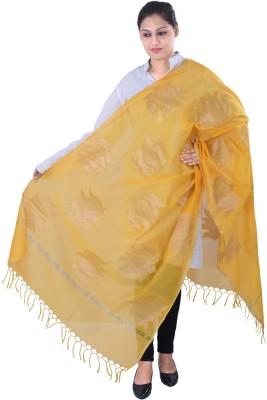 Silkfab Chanderi Woven Salwar Suit Dupatta Material