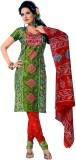 Bazarvilla Cotton Printed Salwar Suit Du...