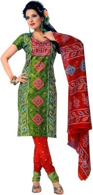 Bazarvilla Cotton Printed Salwar Suit Dupatta Material