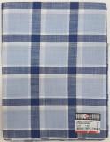 Encot Cotton Checkered Shirt Fabric (Un-...