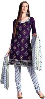 Glory Sarees Embellished Kurti & Salwar