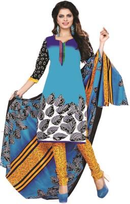 Dipak Cotton Printed Salwar Suit Dupatta Material