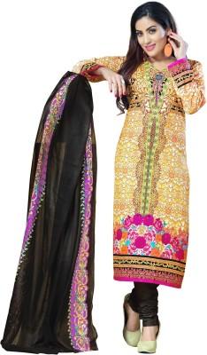 Pehchan Creation Cotton Printed Salwar Suit Dupatta Material