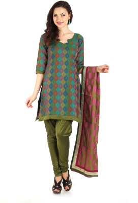 Aaboli Cotton Printed Dress/Top Material