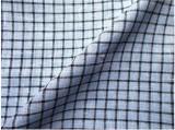 Azed Cotton Linen Blend Solid Shirt Fabr...