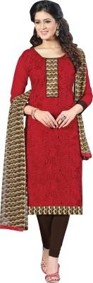 Miss Charming Chanderi Self Design Salwar Suit Dupatta Material
