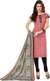 Porwal Bros Chanderi Embroidered Salwar ...