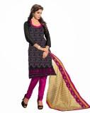 Madhur Cotton Embroidered Salwar Suit Du...