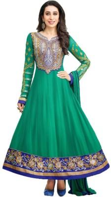 Lina Georgette Self Design Salwar Suit Dupatta Material