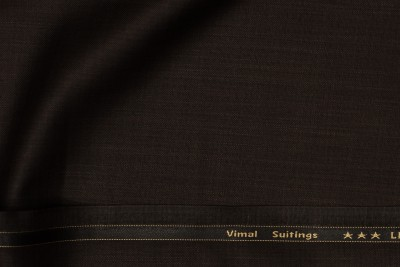 Vimal Viscose, Polyester Solid Suit Fabric