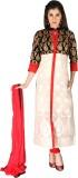 Aanchal Velvet Embroidered Salwar Suit D...