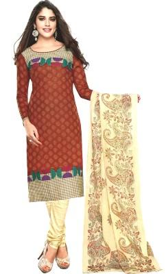 Reya Cotton Printed Dress/Top Material