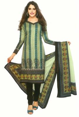 SGS Synthetic Georgette Printed Salwar Suit Dupatta Material