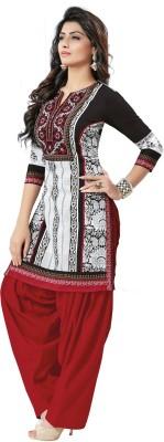 TG Shoppers Cotton Printed Kurti Fabric