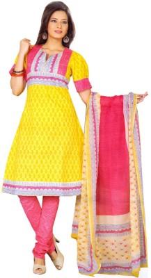 Jayanti Sarees Cotton Printed Dress/Top Material