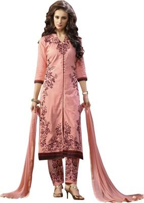 Mastani Cotton Embroidered Salwar Suit Dupatta Material