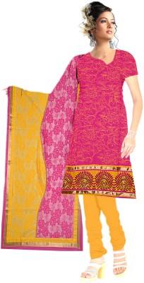 My Bazar Cotton Floral Print Salwar Suit Dupatta Material