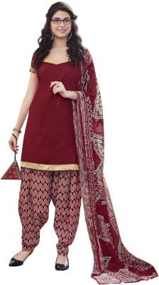 Silkbazar Cotton Printed Salwar Suit Dupatta Material
