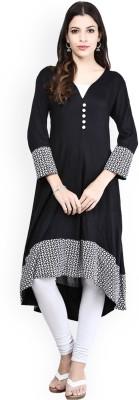 Ladyview Rayon Printed Kurti Fabric
