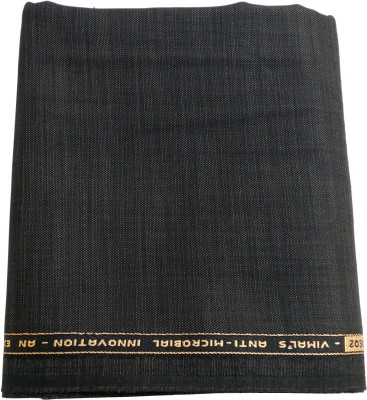 Vimal Cotton Polyester Blend Solid Suit Fabric