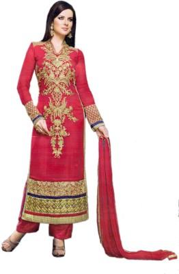 Unique Creation Georgette Printed Salwar Suit Dupatta Material