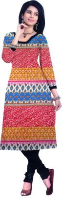 Goyal Trading Company Cotton Printed Kurti Fabric