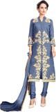 Saara Cotton Embroidered Salwar Suit Dup...