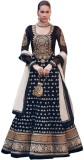 Harikrishna Fashion Georgette Embroidere...