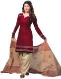 Sai Bliss Cotton Printed Salwar Suit Dup...