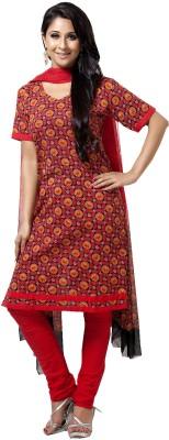 Aapno Rajasthan Cotton Printed Salwar Suit Dupatta Material