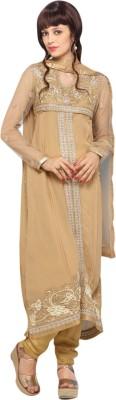 Hypnotex Georgette Self Design Dress/Top Material