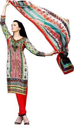 Yati Cotton Printed Salwar Suit Dupatta Material