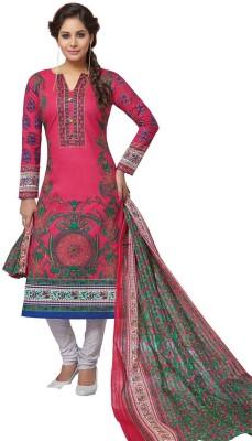 SBT Cotton Printed Salwar Suit Dupatta Material