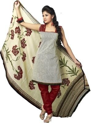 Karishma Suits Cotton Printed Salwar Suit Material