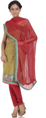 Chhabra 555 Tissue Printed Salwar Suit Material