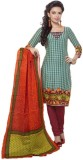 Rukmani Cotton Printed Salwar Suit Dupat...