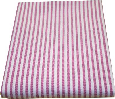 Protext Textiles Cotton Polyester Blend Striped Shirt Fabric