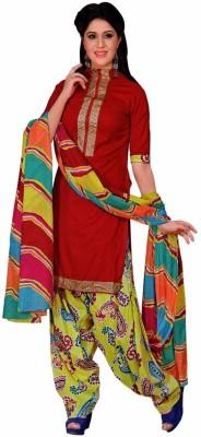 Araham Cotton Printed Salwar Suit Dupatta Material