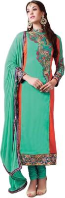 Belletouch Georgette Printed Salwar Suit Dupatta Material