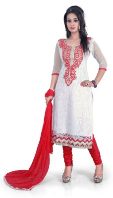 F3 Fashion Printed Kurta & Churidar