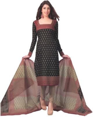 Hi-Fashion Cotton Printed Dress/Top Material