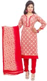 Desi Look Cotton Printed Semi-stitched S...