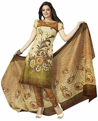 FastColors Cotton Self Design Salwar Suit Dupatta Material