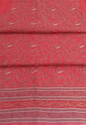 Efrah Cotton Self Design Multi-purpose Fabric