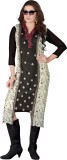 JS Pavitra Fabrics Georgette Floral Prin...